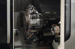 NLX1500 NC複合機(バーフィーダー、ミーリング、Y軸付)
