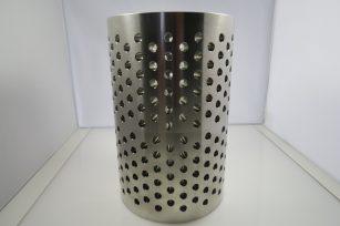 切削加工事例 Alloy 600 (インコネル相当品) 切削加工部品 6 筒状穴