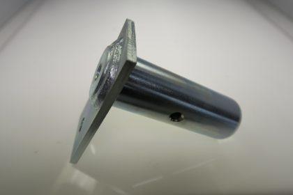 切削加工事例 鉄 溶接ユニット 1