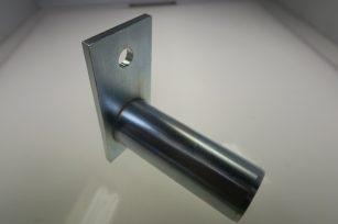 切削加工事例 鉄 溶接ユニット 12