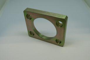 切削加工事例 鉄 切削加工部品 11 クロメート1