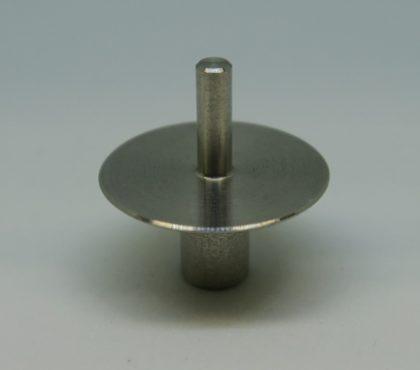 切削加工事例 Alloy 600(インコネル相当品) 切削加工部品 2