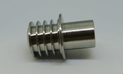 切削加工事例 チタン 切削加工部品 2