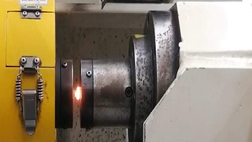 摩擦圧接加工のご提案